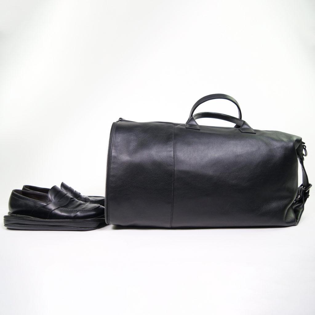 online for sale official supplier best place Duffle bag, Sac de voyage en cuir italien
